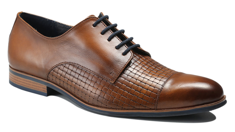 Derbies en cuir Di Marco