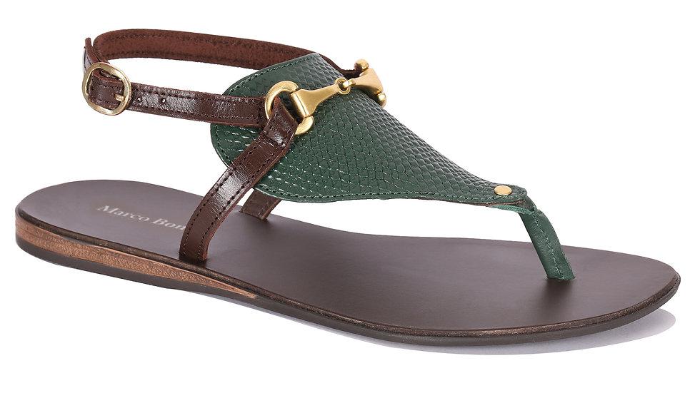 Sandales en cuir Daniela