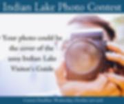 Indian Lake Photo Contest Webpage Image.