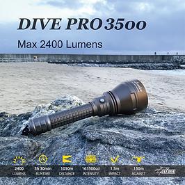 ELF-DIVE PRO3500 Leader
