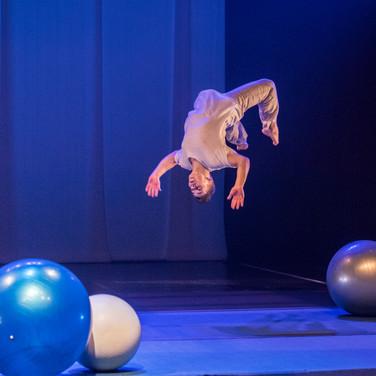 Guillaume Larouche épreuve synthèse ENC avril 2018 Acro Ballon crédit _ Roland Lorente