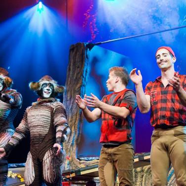 Cirque Canadien à Canada Wonderland