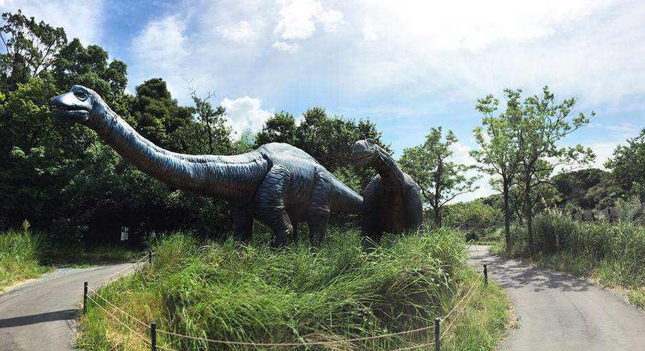 カマラサウルス / アパトサウルス