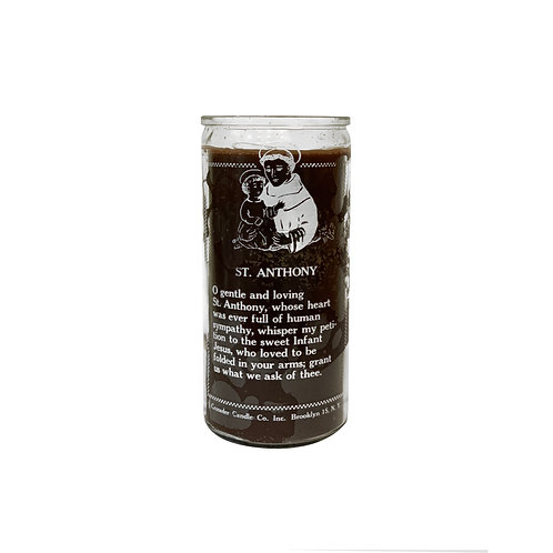 Saint Anthony 14 Day Candle