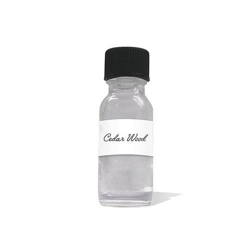 Cedar Wood Spiritual Oil - 0.5oz