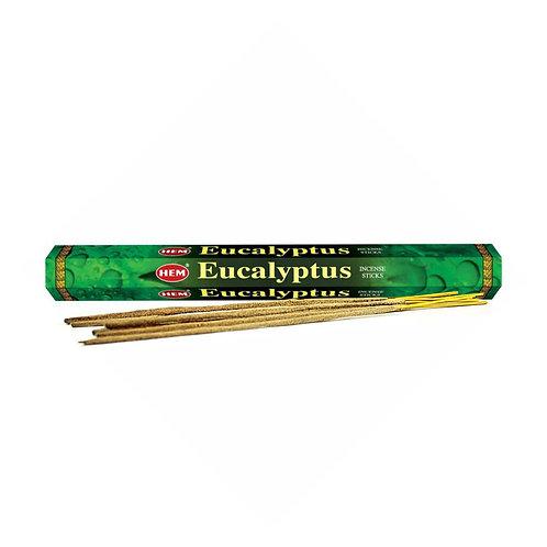Eucalyptus Incense Sticks