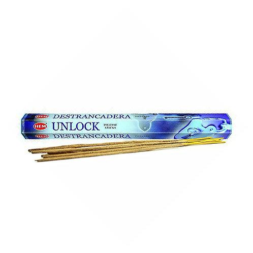 Unlock Incense Sticks