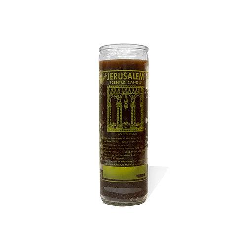 Jerusalem Candle