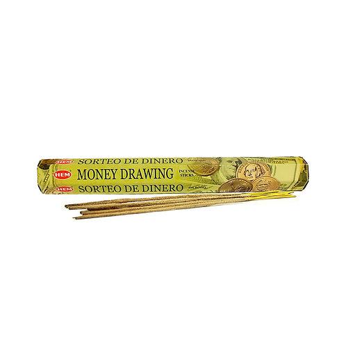 Money Drawing Incense Sticks