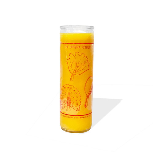 The Orisha Oshun Candle