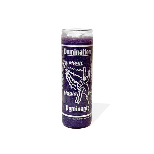 Domination Candle