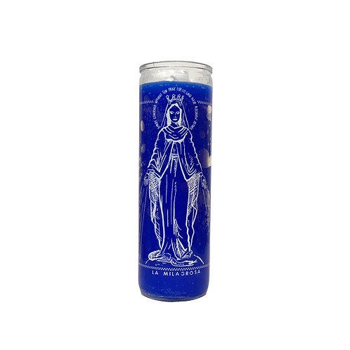 Hail Mary Candle