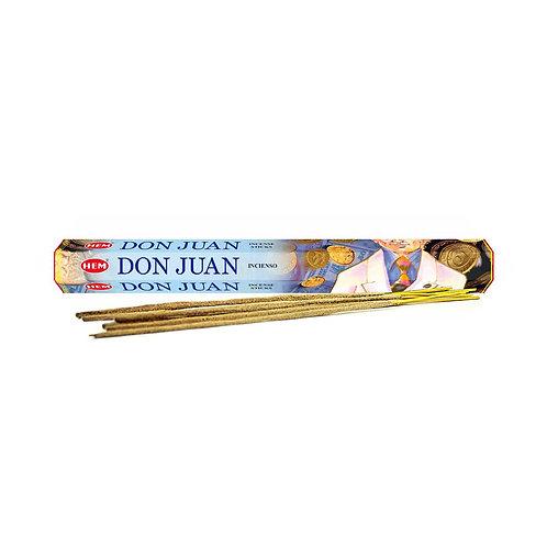 Don Juan Incense Sticks