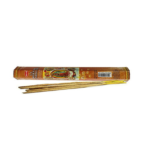 La Virgin de Guadalupe Incense Sticks