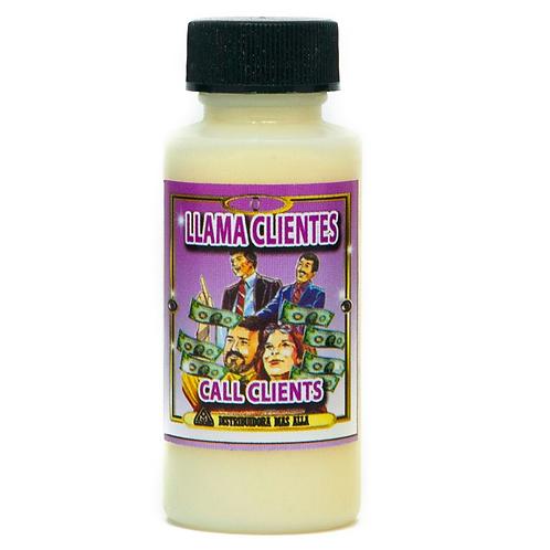Call Clients Spiritual Powder