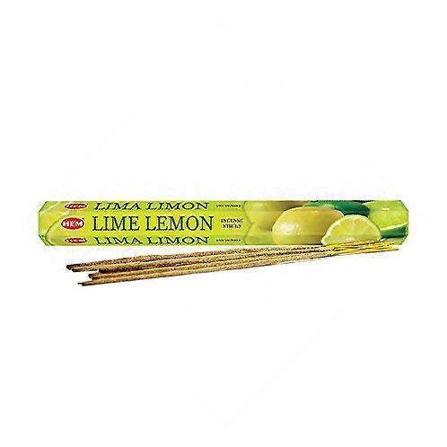 Lime Lemon Incense Sticks