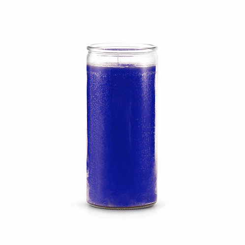 Blue Plain 14 Day Candle