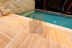 Sandstone Pool Paving