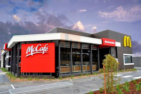 McDonalds Doreen