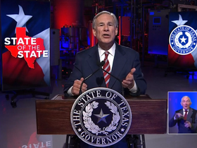 TCCRI Statement: Governor Greg Abbott's State of the State