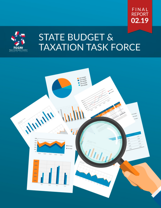 2019 State Budget & Taxation Task Force Report