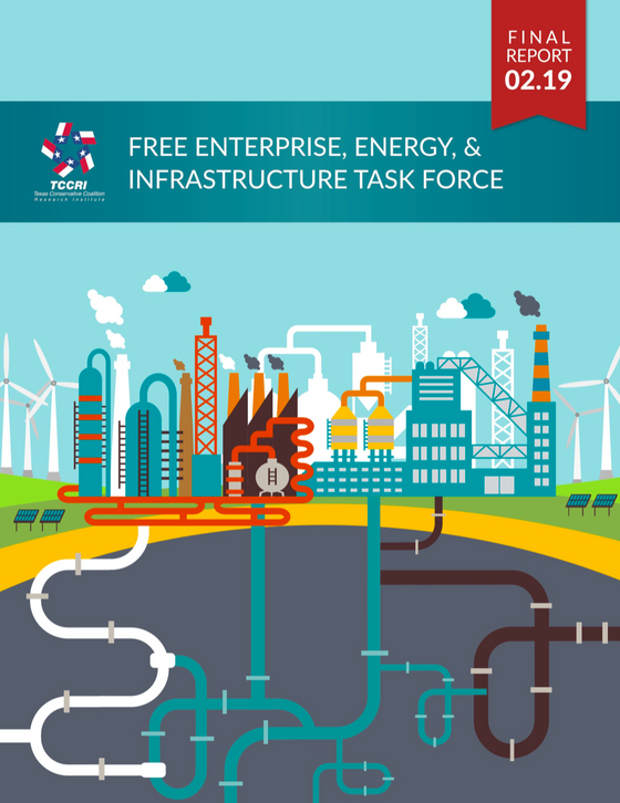 2019 Free Enterprise, Energy, and Infrastructure Task Force Report