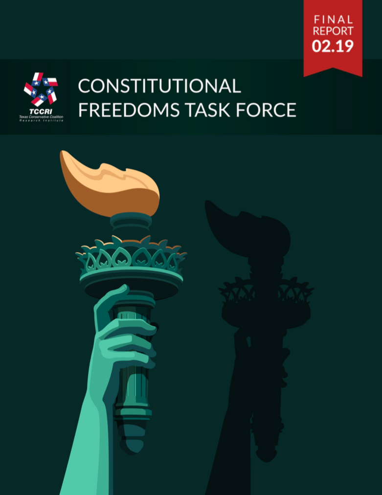 2019 Constitutional Freedoms Task Force Report