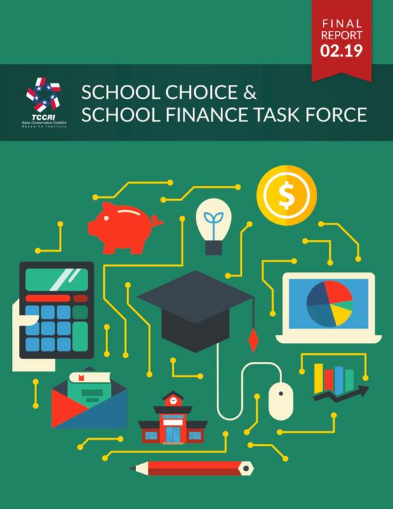 2019 School Choice & School Finance Task Force Report