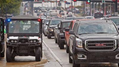 Fighting Traffic: Meeting Texas's Transportation Challenges