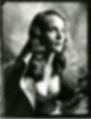 "Arnaud Baumann,""Isabelle Huppert - Cannes 1991"" Silver print of period Signed, titled and dated by the photographer on back,""Isabelle Huppert - Cannes 1991"" Silver print of period Signed, titled and dated by the photographer on back Epreuve argentique d'époque signée, titrée et datée par le photographe au verso"
