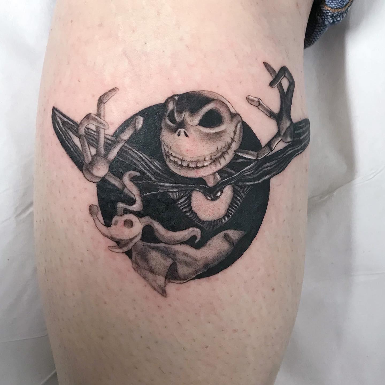 Tattoo_Pesadilla_navidad