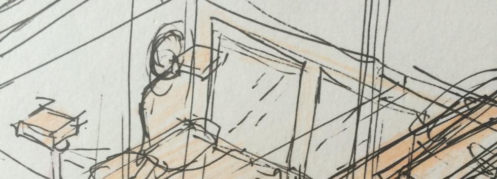 Sketch Axonometric