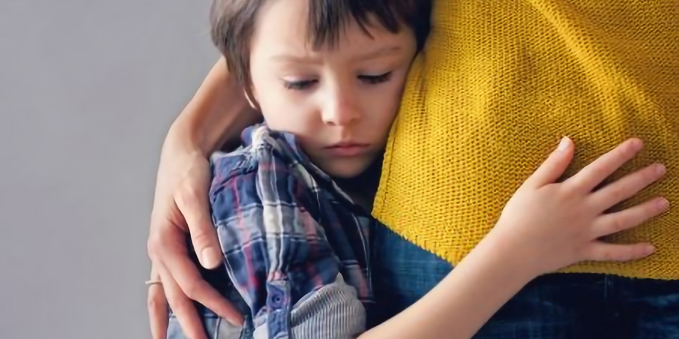 Staverton Series - Dealing with an Anxious Child