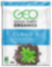 Cloud Nine organic potting soil bag