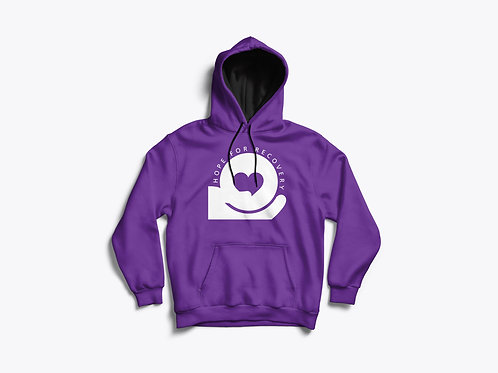 Hope For Recovery Hoodie