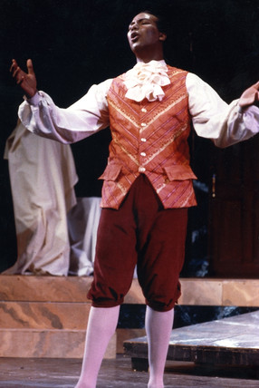 Philip Lima as Figaro