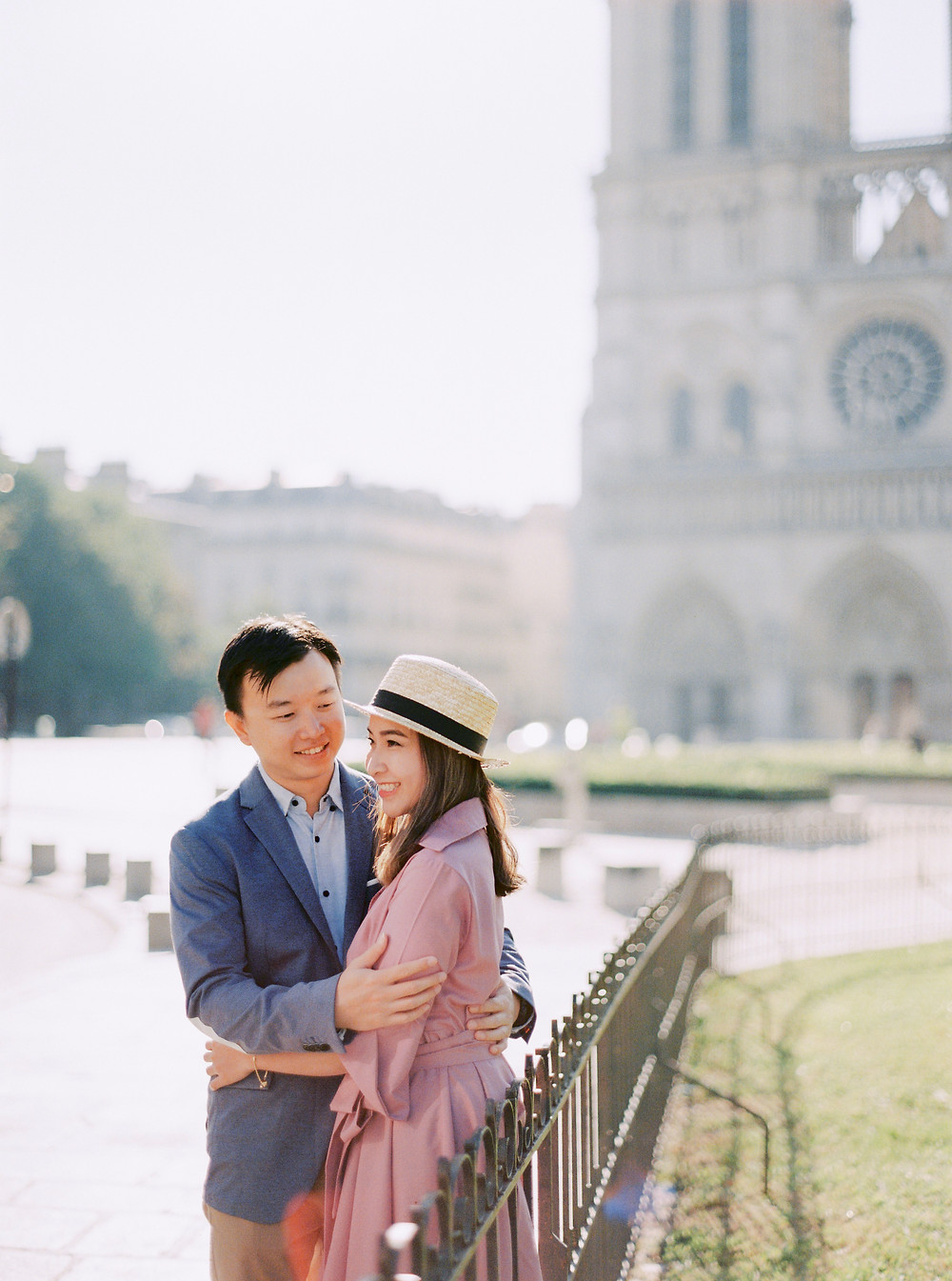 Proposal Paris photographer