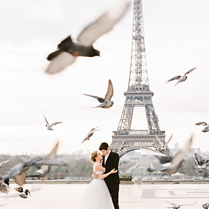 V&A | Elopement in Paris