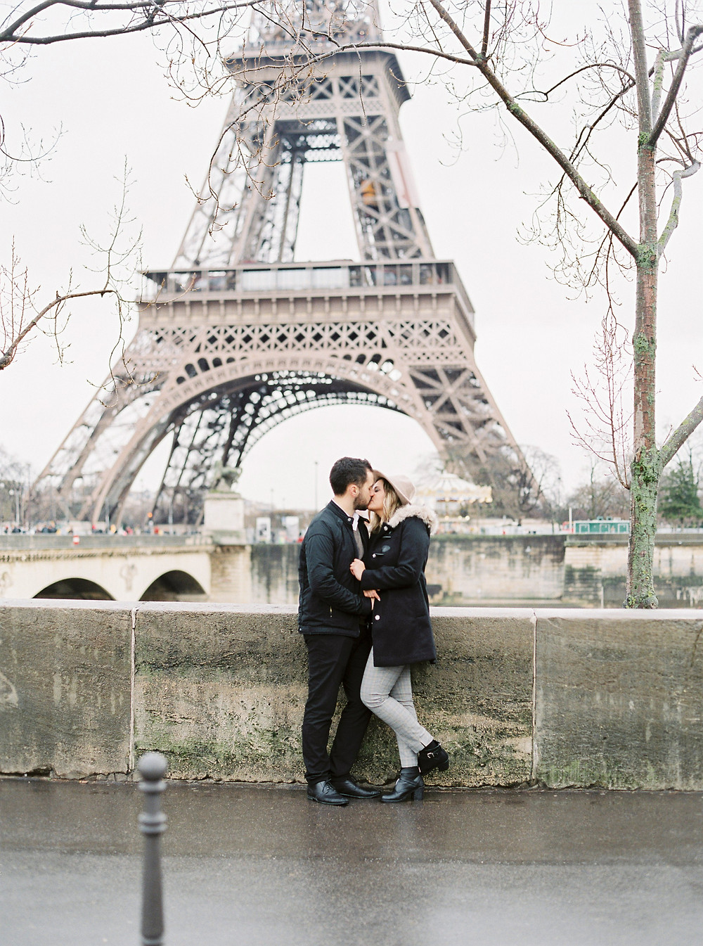 Love story photoshoot in Paris