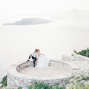 Viktoriya & Alexandr | Montenegro wedding
