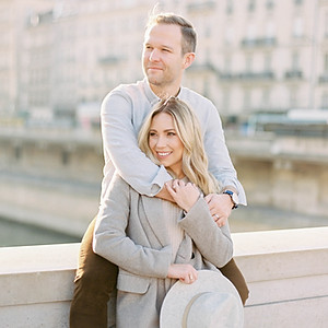 D&J | Love story photoshoot in Paris