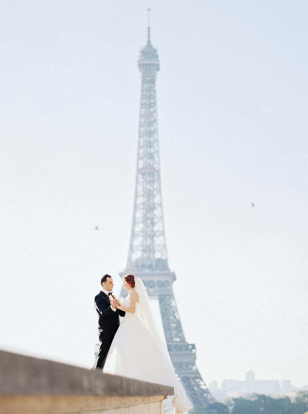 Paris elopement photography