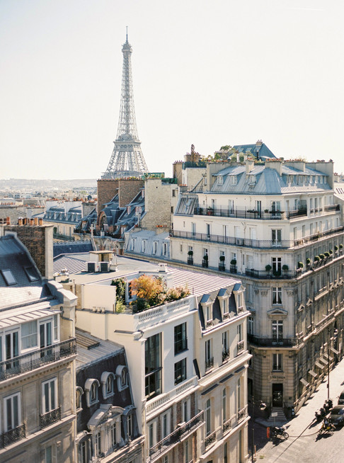 The Best Luxury Hotels in Paris