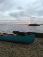 Lobster Lake Rainbow