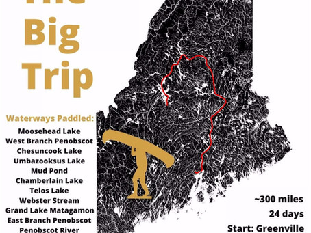 THE BIG TRIP!