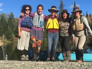 Wildwood Path Trip on Lobster Lake