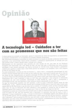 Opinião Anteprojectos_ LED