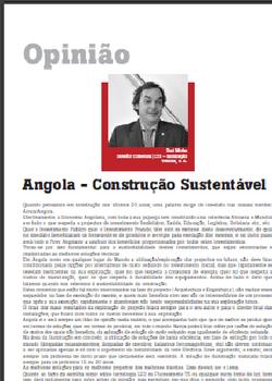 Opinião Anteprojectos_Angola