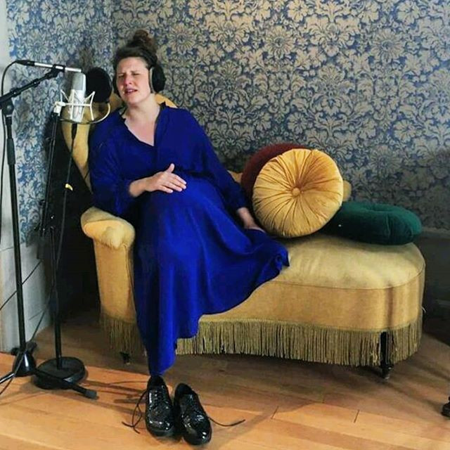 Julie Kleive fra bandet July August