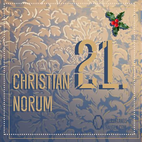 CHRISTIAN NORUM